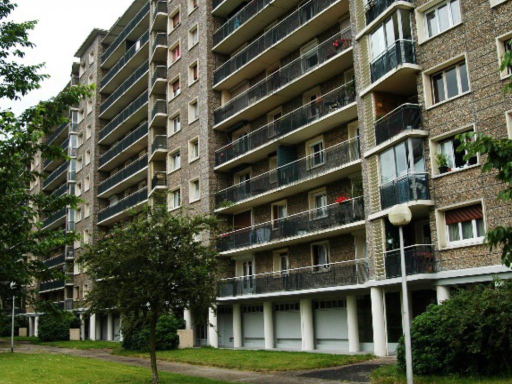 Sotteville appartement garibaldi habitat 76