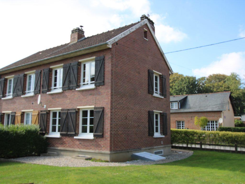 Doudeville T4 maison